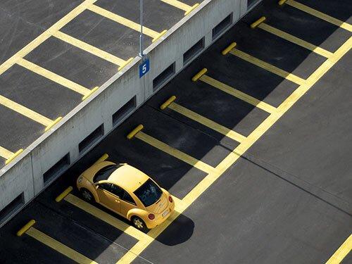 On-site or Underground Parking