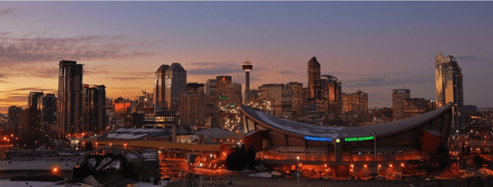 Office Space in Downtown Calgary