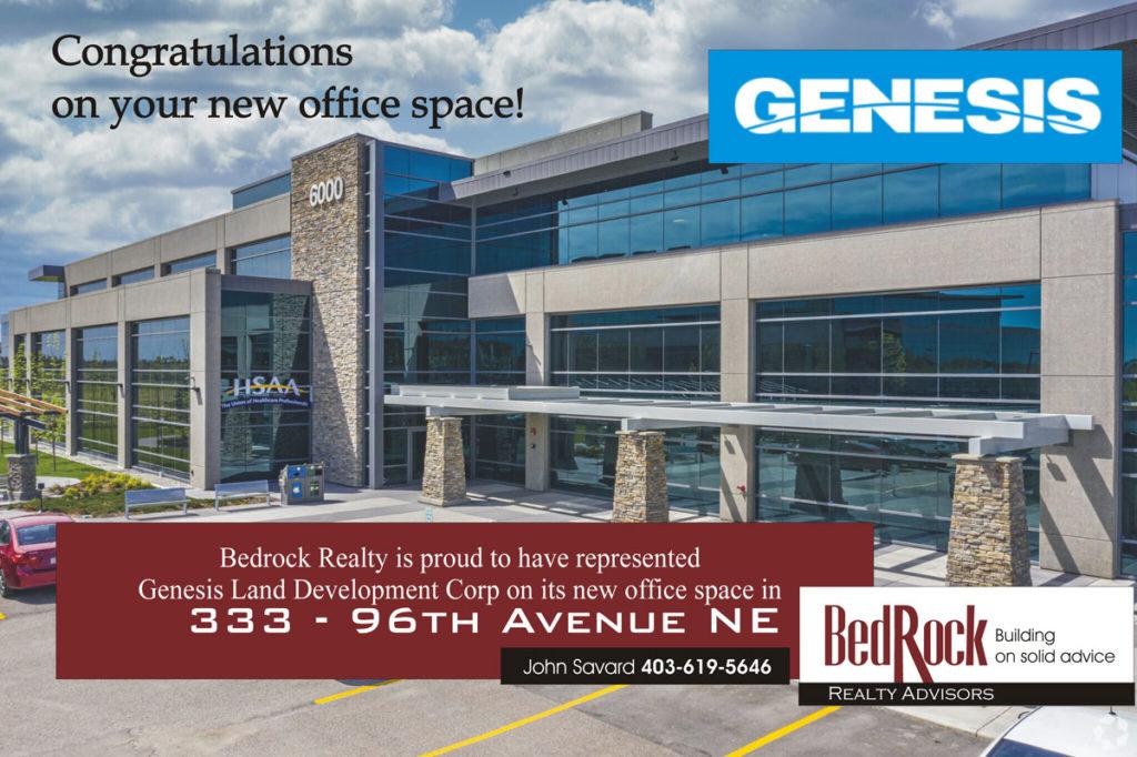 Genesis Land Development Corp - BedRock Realty